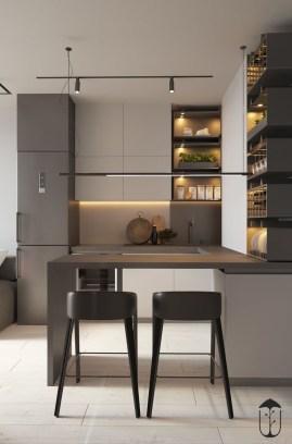 Simple Metal Kitchen Design08