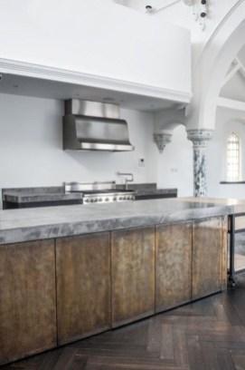 Simple Metal Kitchen Design09