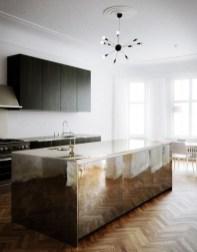 Simple Metal Kitchen Design12