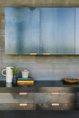 Simple Metal Kitchen Design16