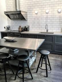 Simple Metal Kitchen Design19