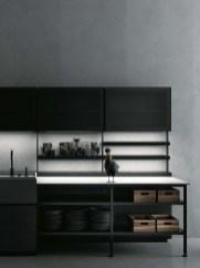 Simple Metal Kitchen Design31
