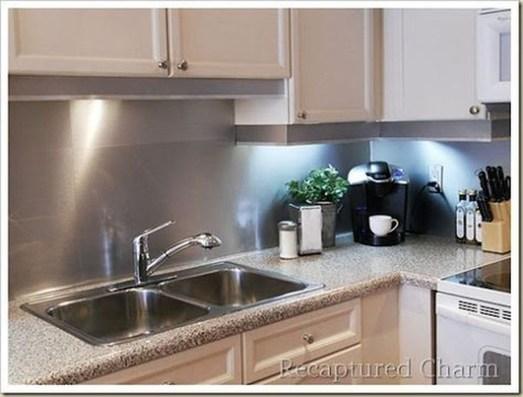 Simple Metal Kitchen Design45