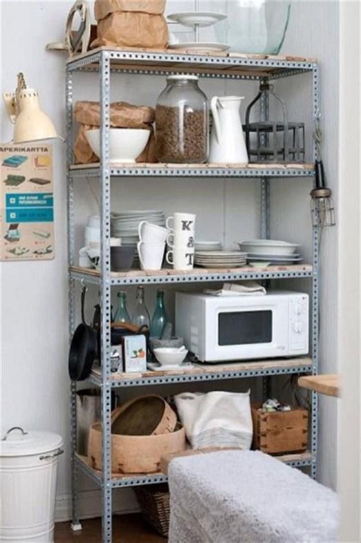 Simple Metal Kitchen Design47