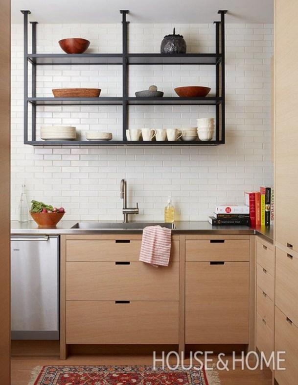 Simple Metal Kitchen Design48