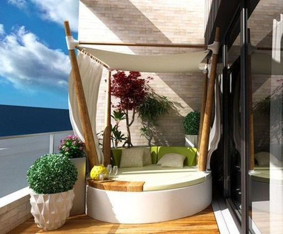 Simple Terrace Ideas You Can Try22