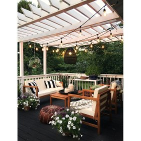 Simple Terrace Ideas You Can Try29