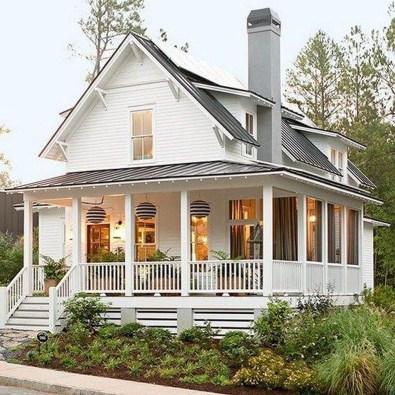 Top Modern Farmhouse Exterior Design Ideas11