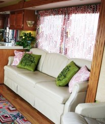 Amazing Rv Decorating Ideas For Your Enjoyable Trip02