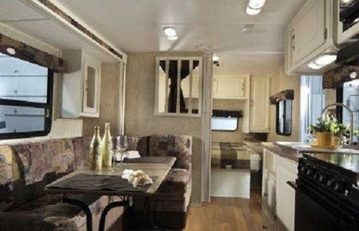 Amazing Rv Decorating Ideas For Your Enjoyable Trip08