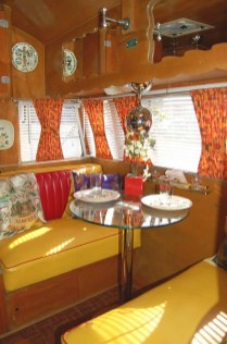 Amazing Rv Decorating Ideas For Your Enjoyable Trip14
