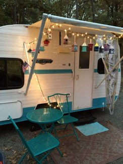 Amazing Rv Decorating Ideas For Your Enjoyable Trip21