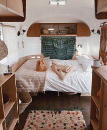 Amazing Rv Decorating Ideas For Your Enjoyable Trip24