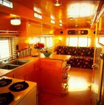 Amazing Rv Decorating Ideas For Your Enjoyable Trip41