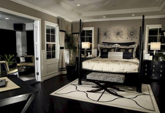 Awesome Diy Rustic And Romantic Master Bedroom Ideas07