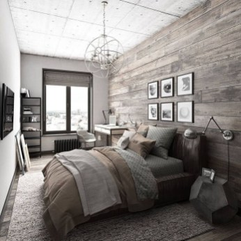 Awesome Diy Rustic And Romantic Master Bedroom Ideas10