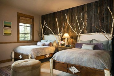 Awesome Diy Rustic And Romantic Master Bedroom Ideas24