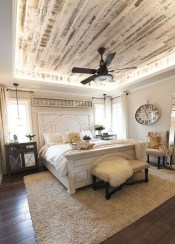 Awesome Diy Rustic And Romantic Master Bedroom Ideas28
