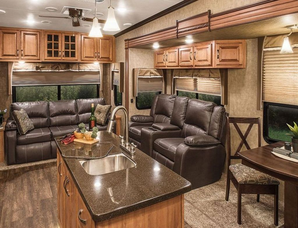 Awesome Rv Living Room Remodel Design30