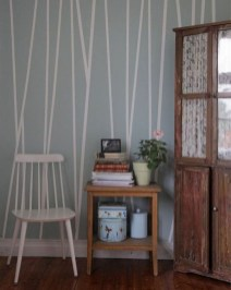 Awesome Striped Painted Wall Design And Decorating Ideas04