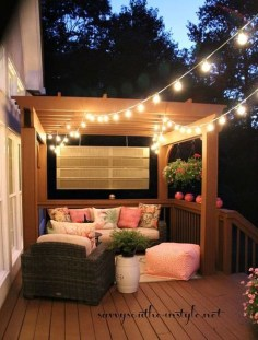 Beautiful Outdoor Living Decoration Ideas19