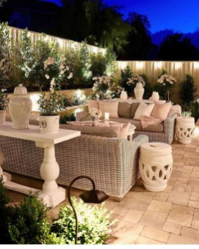 Beautiful Outdoor Living Decoration Ideas27