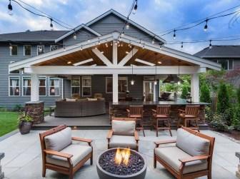 Beautiful Outdoor Living Decoration Ideas38