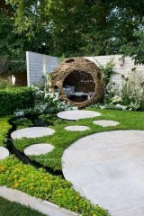 Beautiful Shady Gardens Design Ideas40