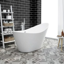 Best Bathroom Decorating Ideas For Comfortable Bath14