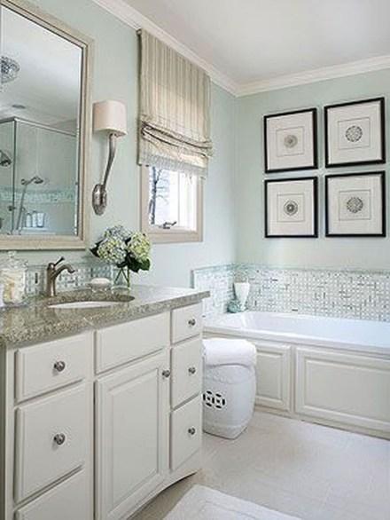 Best Bathroom Decorating Ideas For Comfortable Bath35