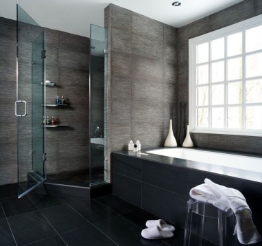 Best Bathroom Decorating Ideas For Comfortable Bath44