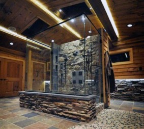 Best Natural Stone Floors For Bathroom Design Ideas17