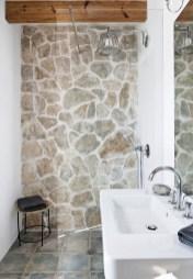 Best Natural Stone Floors For Bathroom Design Ideas19