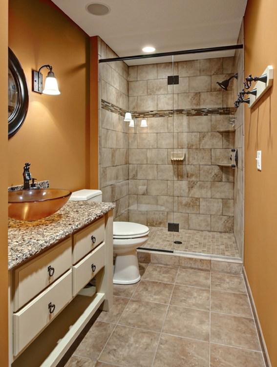 Best Natural Stone Floors For Bathroom Design Ideas27