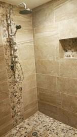 Best Natural Stone Floors For Bathroom Design Ideas30