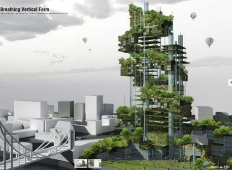 Best Vertical Farming Architecture Design Inspirations19