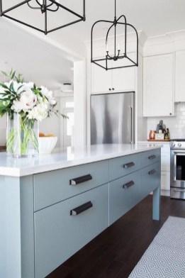 Charming Kitchen Cabinet Decorating Ideas27