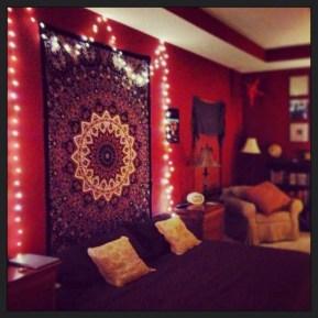 Chic Boho Bedroom Ideas For Comfortable Sleep At Night01