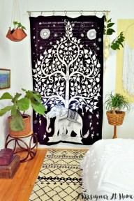 Chic Boho Bedroom Ideas For Comfortable Sleep At Night11