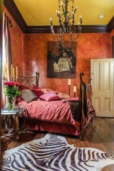 Chic Boho Bedroom Ideas For Comfortable Sleep At Night24
