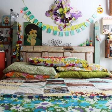 Chic Boho Bedroom Ideas For Comfortable Sleep At Night39