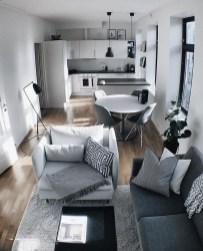 Impressive Apartment Living Room Decorating Ideas On A Budget20
