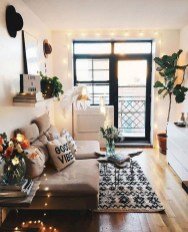 Impressive Apartment Living Room Decorating Ideas On A Budget29