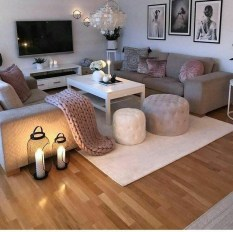 Impressive Apartment Living Room Decorating Ideas On A Budget30
