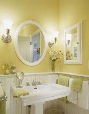 Most Popular Bathroom Color Design Ideas06