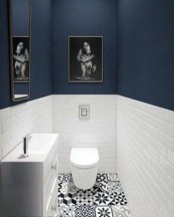 Most Popular Bathroom Color Design Ideas22