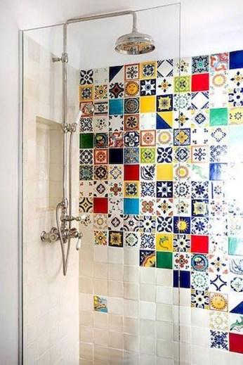Most Popular Bathroom Color Design Ideas34