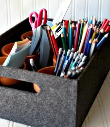 Stunning Diy Portable Office Organization Ideas17