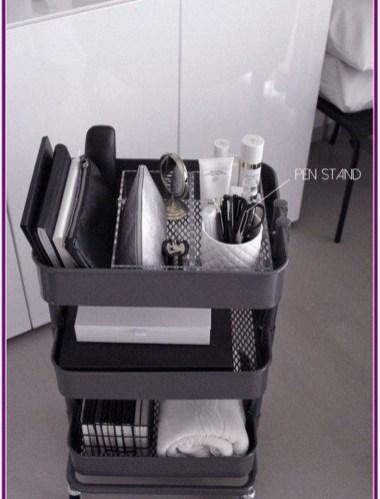 Stunning Diy Portable Office Organization Ideas21