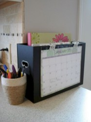 Stunning Diy Portable Office Organization Ideas32